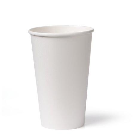 Coffee To go Paper Cup white 16oz (90mm) 450cc - Horecavoordeel.com