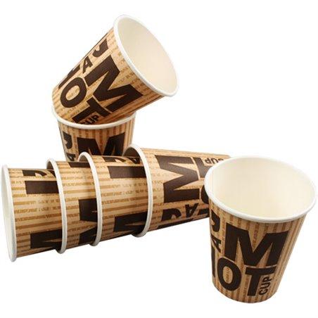 Coffee To go Paper Cup I'm A Hot Cup 8oz-250cc - Horecavoordeel.com
