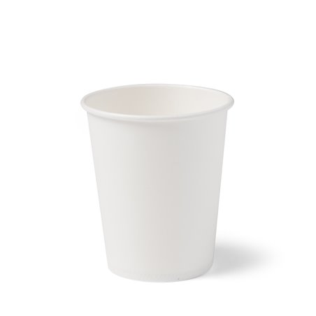 Koffiebekers To Go 150cc 6oz Wit Karton (Klein-verpakking) Horecavoordeel.com