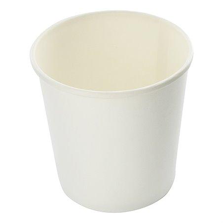 Paper Soup Cup White 400cc-16oz White - Horecavoordeel.com