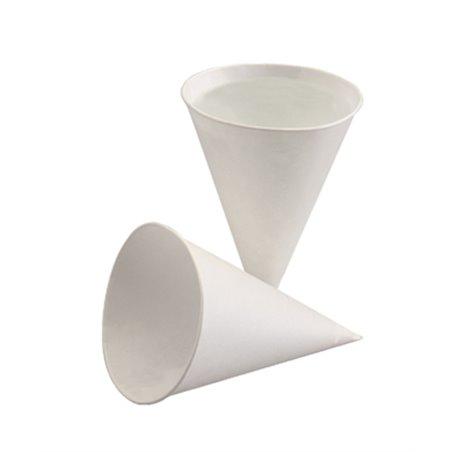 Paper Cup Point white 70,3mm 4,5oz 133cc - Horecavoordeel.com