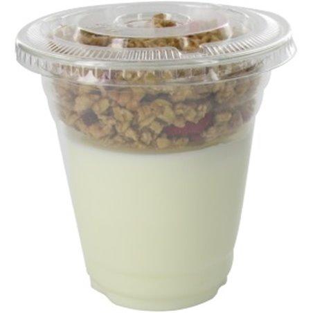 Lid Plastic for Cruesli Cup - Horecavoordeel.com