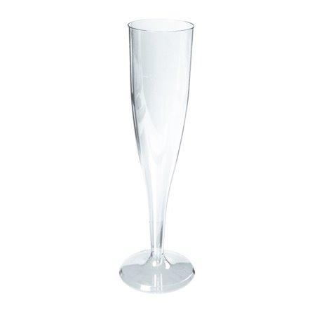 Champagne flute 100cc transparent - Horecavoordeel.com