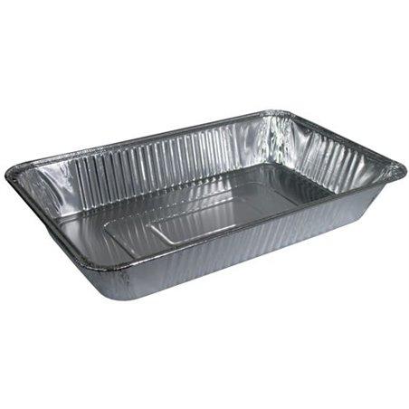 Aluminium Bakken 1-1 Gastro 80mm Hoog Horecavoordeel.com