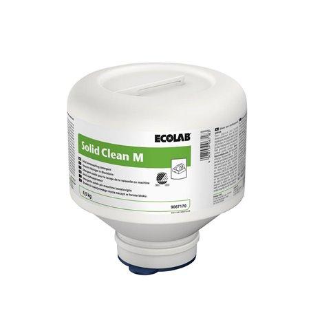 Vaatreiniger Ecolab Solid Clean M (Klein-verpakking) Horecavoordeel.com