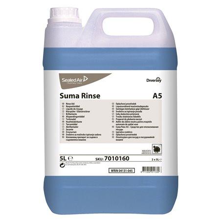 Naglansmiddel Suma Rinse A5 (Klein-verpakking) Horecavoordeel.com