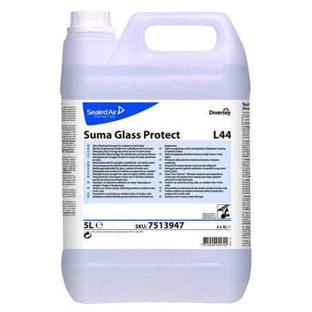 Glazenreiniger Suma Glass Protect L44 (Klein-verpakking) Horecavoordeel.com