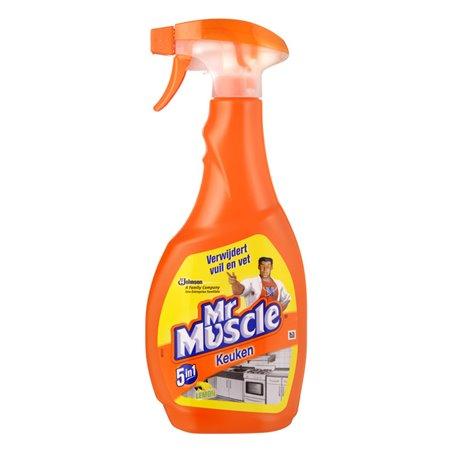 Keukenreiniger Mr Muscle Sprayflacon Horecavoordeel.com
