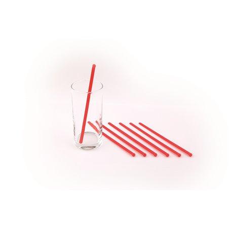 Roerstaafjes Rood 165mm (Klein-verpakking) Horecavoordeel.com