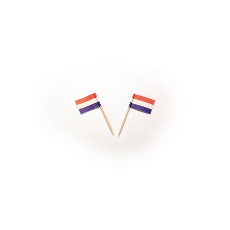 "Vlag Prikkers ""Nederland"" (Klein-verpakking) Horecavoordeel.com"