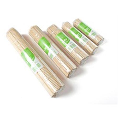 Bamboe Saté Prikkers ø 2.5 x 250mm (Klein-verpakking) Horecavoordeel.com