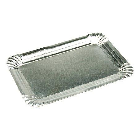 Vleeswarenschaaltjes Karton Aluminium Gevoerd 100 x 160mm Horecavoordeel.com