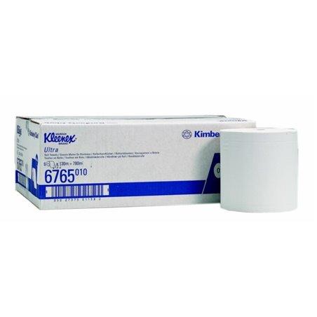 Rolhanddoek Kc Kleenex Ultra Rolhanddoek 2 Laags Wit Horecavoordeel.com