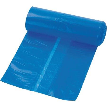 Afvalzakken 650-200 x 1250mm T70 Blauw (Klein-verpakking) Horecavoordeel.com