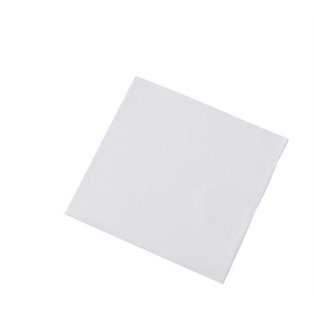 Servetten Wit 1 Laags 1/4 Vouw 330 x 330mm Horecavoordeel.com