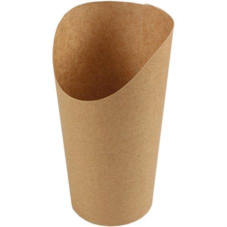 Bakken Biodore Scoop 16 OZ Kraft (Klein-verpakking) Horecavoordeel.com