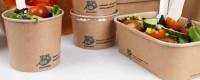 Op zoek naar Duurzame Maaltijdbakken van Karton - Kartonnen Maaltijdbakken -Horecavoordeel-