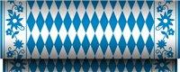 "Oktoberfeest ""Beiers Blauw"" Thema -Horecavoordeel.com"