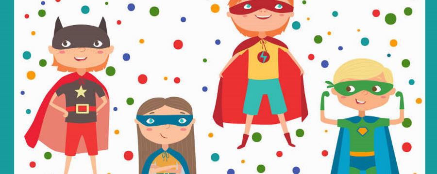 """""""Super Hero"""" Thema -Horecavoordeel.com-"""