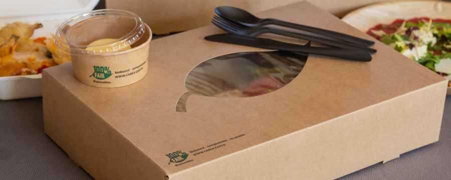 Op zoek naar Cateringschalen en dozen? -Horecavoordeel.com-